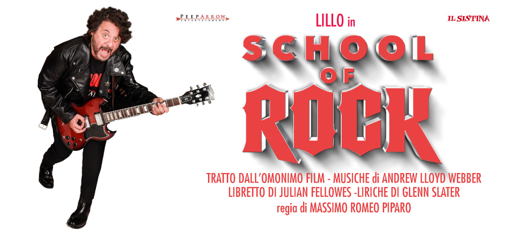 "AUDIZIONI PER ""MAMMA MIA"" ""JESUS CHRIST SUPERTAR"" ""SCHOOL OF ROCK"" ""WE WILL ROCK YOU"""