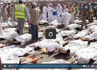 Tragedi lempar Jumrah di Mina Arab Saudi 2015