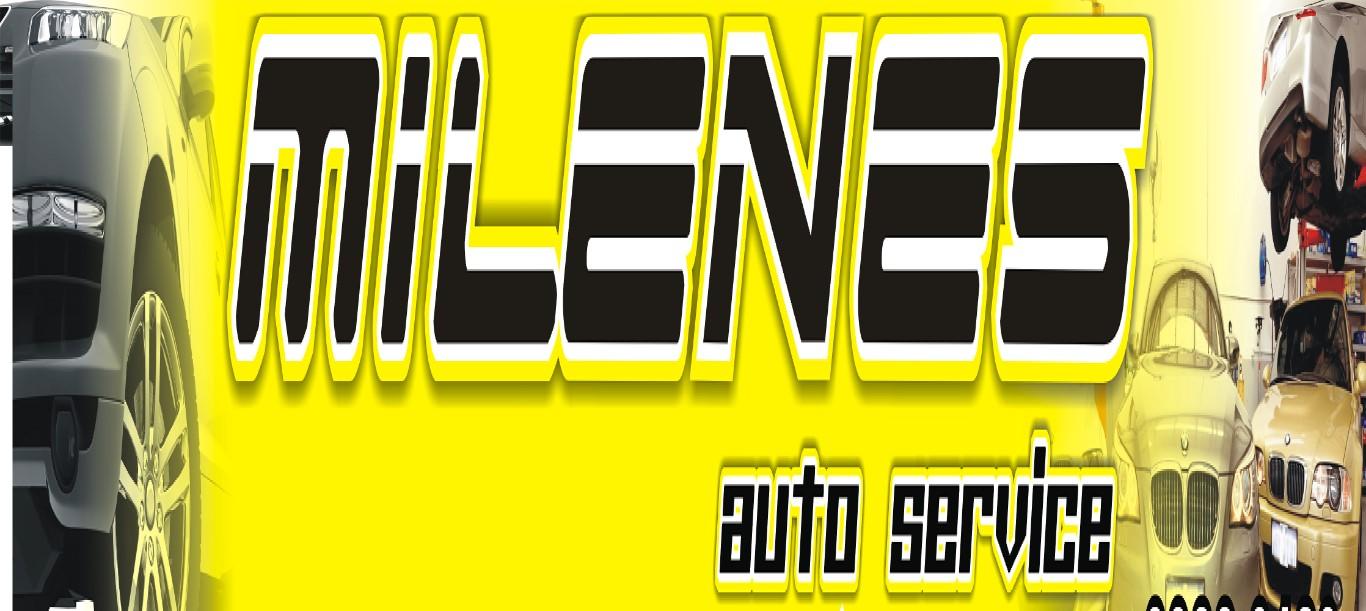 Milenes Auto Service - TAUÁ.