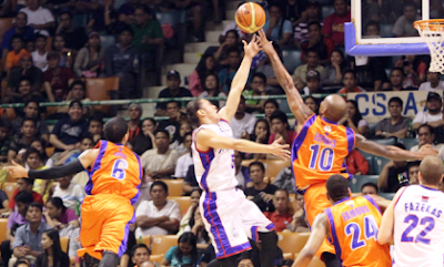 Meralco Bolts 2nd Conference