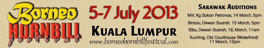 Borneo Hornbill Festival