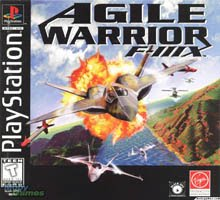 Download - Agile Warrior F-111X - PS1 - ISO