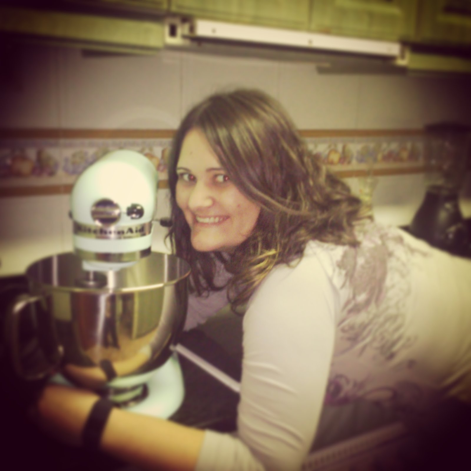#Kitchenaid en mi poder