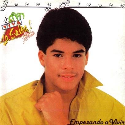 Jerry Rivera jovencito