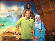 my ayah and my mama