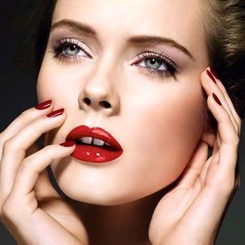 Application video NVQ application Makeup course  natural makeup