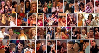 Escenas de la serie de Antena 3 Un paso adelante