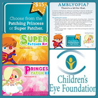 amblyopia patch kits