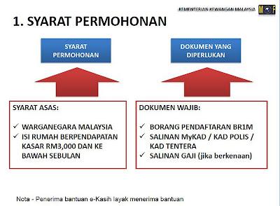 Borang Permohonan E Kasih http://myadha.blogspot.com/2011/12/borang