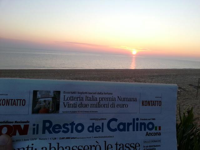 Lotteria Italia premia Numana