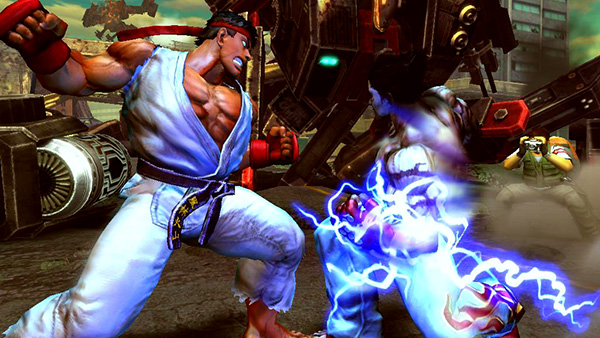 Ohgamegratis - Street Fighter X Tekken Screenshot 2