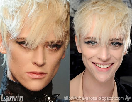 interesting hairstyles with short hair