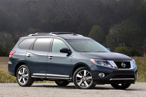 Car Review And Road Tests: Nissan Pathfinder 2013 Fully Revealed