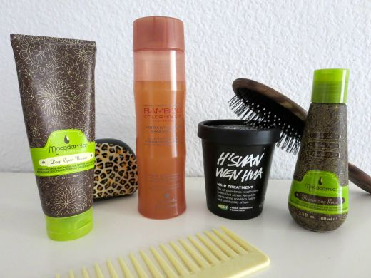Summer faves #5: Haircare