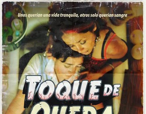 """Premier de """"Toque de queda"""" película guatemalteca"""