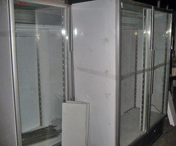 Фото торговых холодильных шкафов