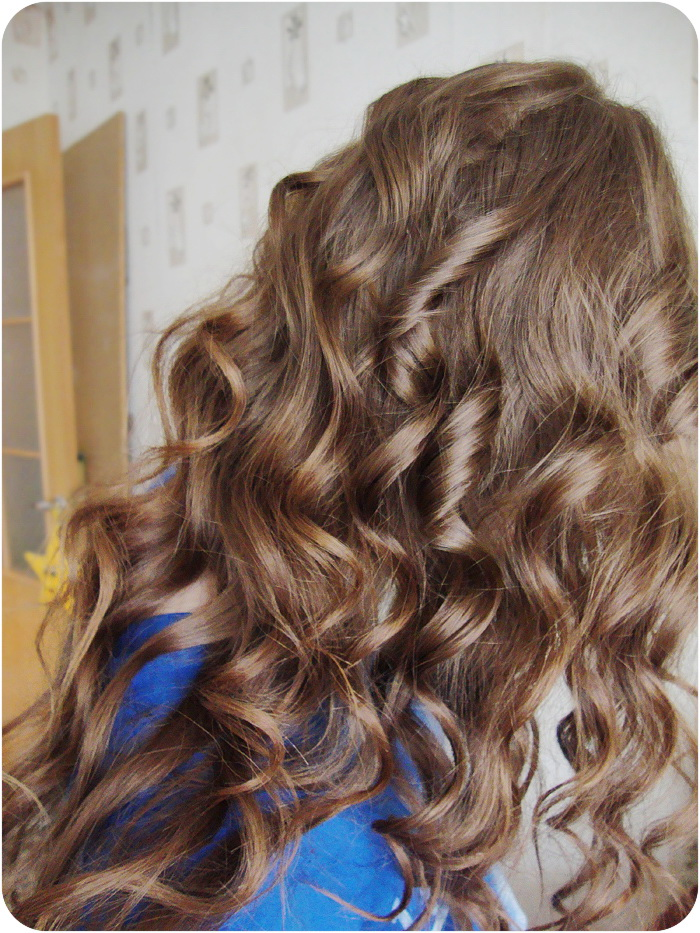 Curls, Hairs, Remington