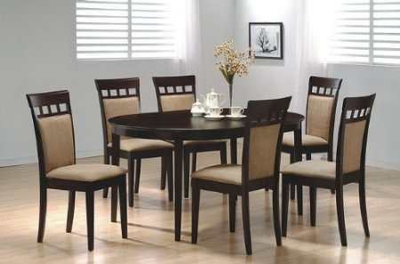 Dining Room Table and Chairs Set | Interior Decorating Idea