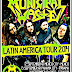 MUNICIPAL WASTE anuncia cancelamento da tour sul-americana