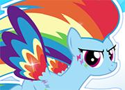 My Little Pony Rainbow Dash Power Style
