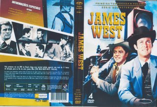 JAMES WEST - SÉRIE DE TV - REMASTERIZADO