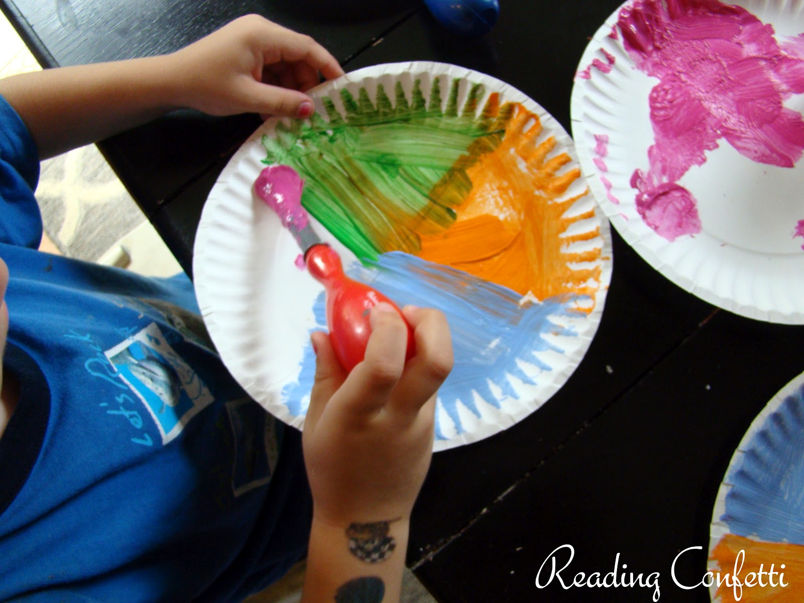 Arts and crafts for a 1 year old - 4 Seasons Craft And Book Activity For Old Bear By Kevin Henkes
