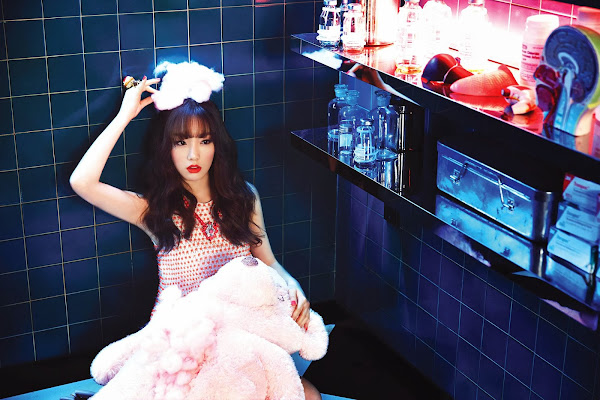 Girls Generation Mr. Mr. Taeyeon Teaser