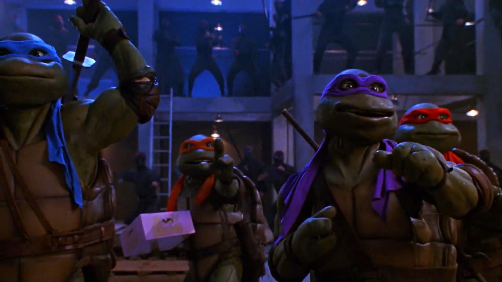 Las Tortugas Ninja 2 El Secreto del Ooze HD Dual Lat-ing
