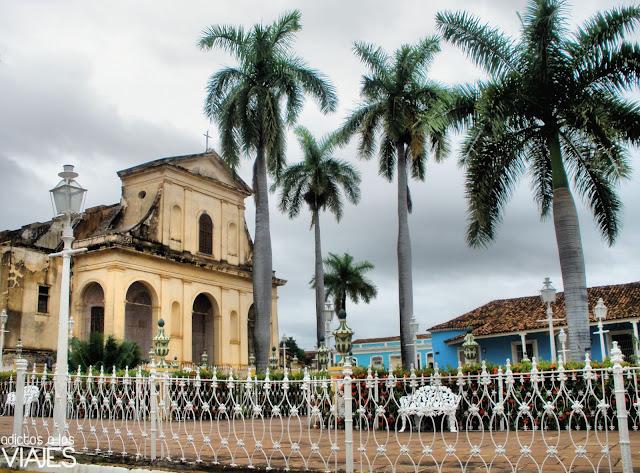 iglesia de la santisima trinidad cuba