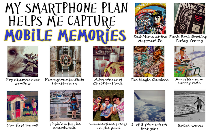 Capture #MobileMemories with an affordable Unlimited Talk, Text, Data and Web 4g LTE plan from Walmart Family Mobile, starting as low as $29.88/month for the first line. #ad