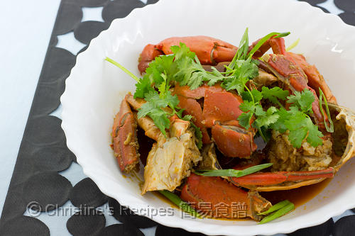 Singaporean Chilli Crab02