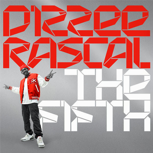 Dizzee Rascal - The Fifth (Deluxe) Cover