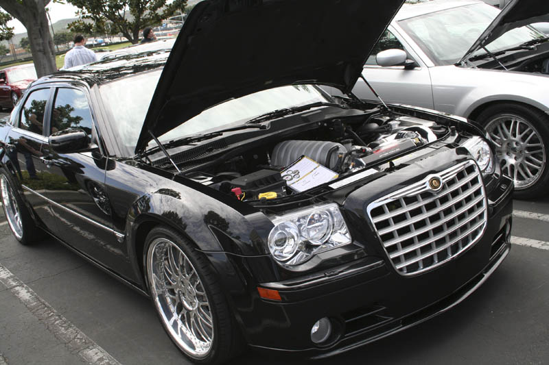 Brian Wilson S 2006 Chrysler 300c Srt8 The Momentum Continues