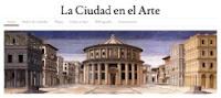 Imaxe da cabeceira do blog  La ciudad en  el Arte