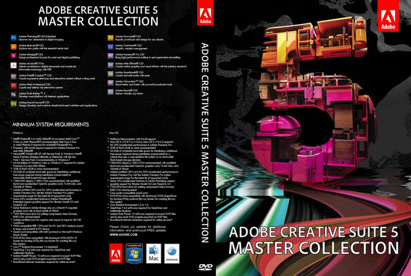 Adobe cs5 5 master collection content thethingy
