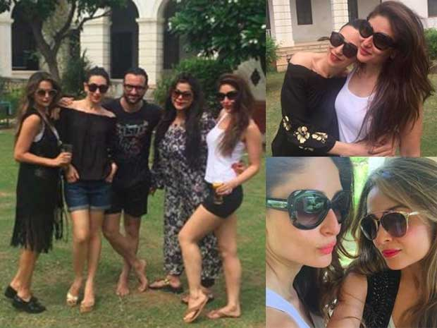 Kariana Kapoor's Birthday celebrations - Images - Celeb Birthday
