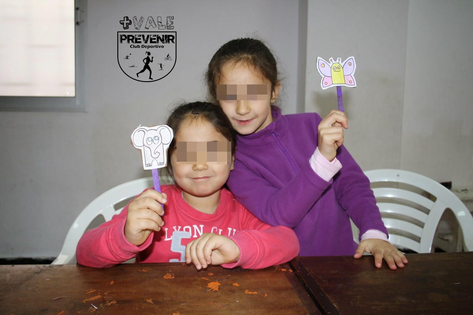 marcalibros infantil manualidades