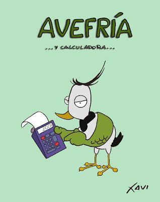 Avefria comic