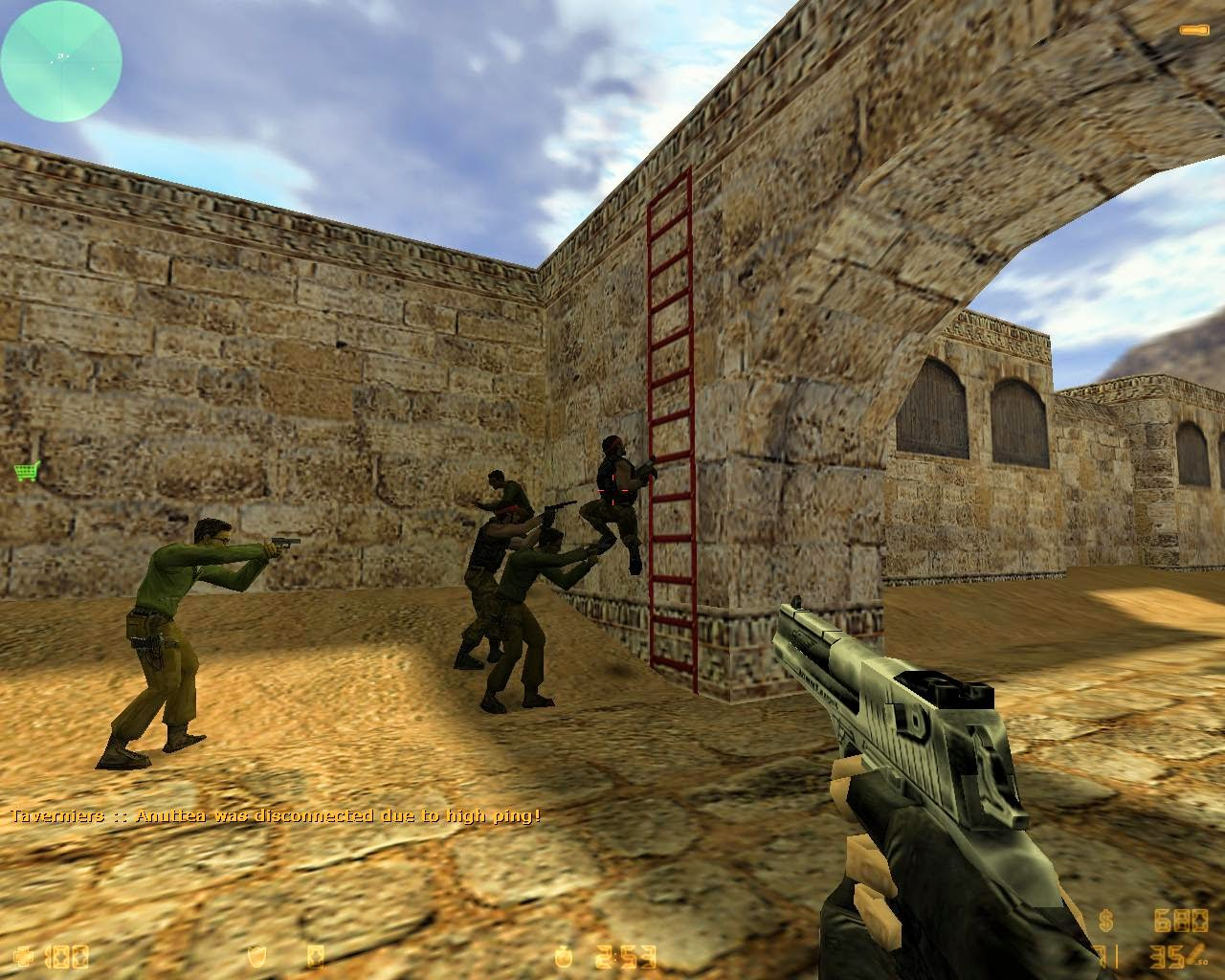 Counter strike 1.6 full girl