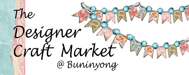 the Designer Craft Market @ Buninyong