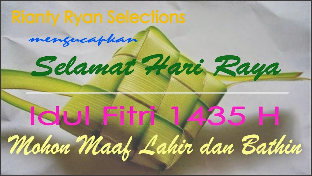 Rianty Ryan Selection HP. 0817790700