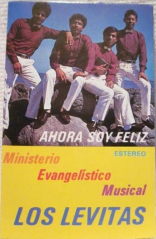 Los Levitas-Vol 4-Ahora Soy Feliz-