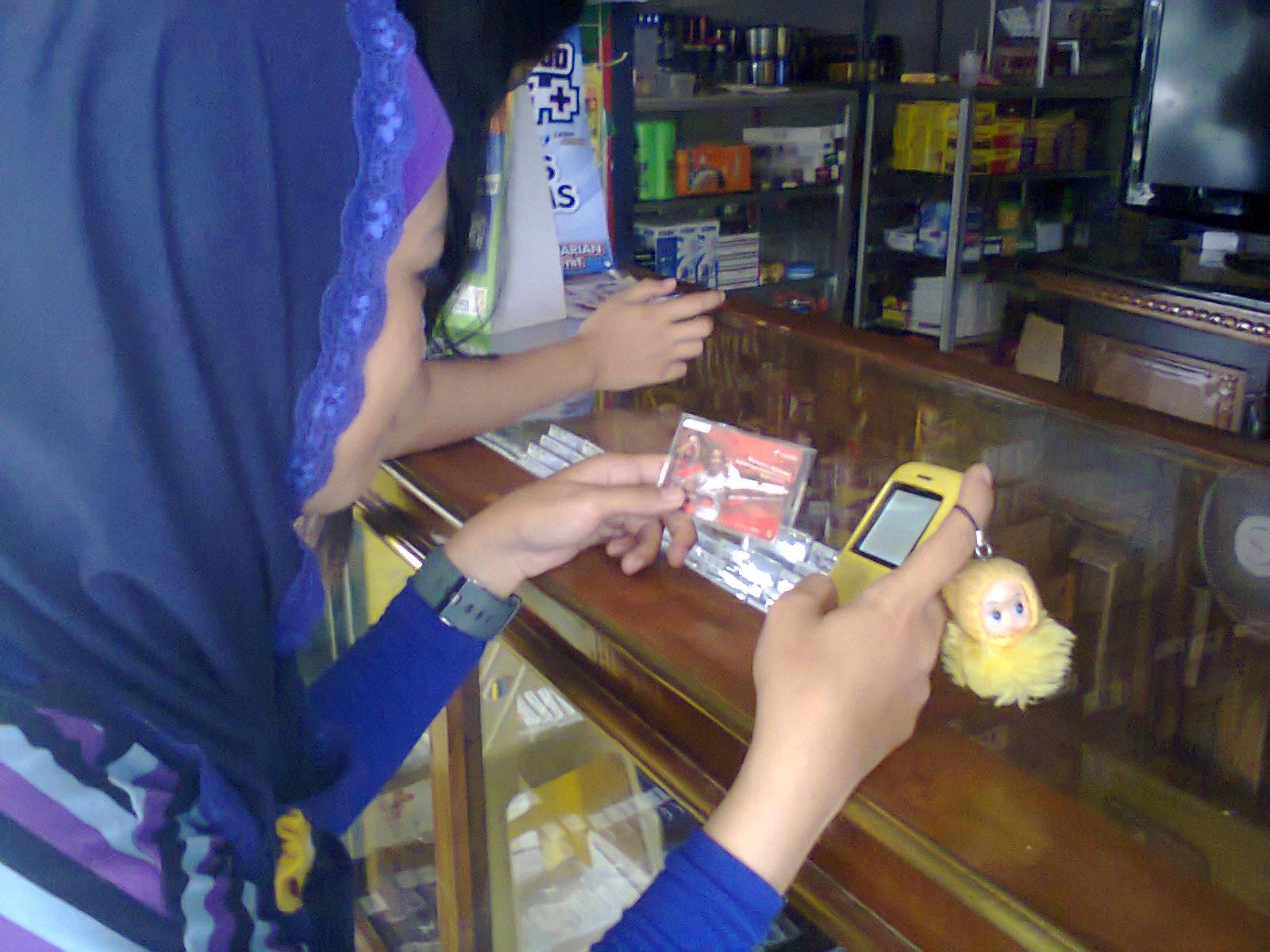 Pakai NSP Religi dari Telkomsel, yukk!!