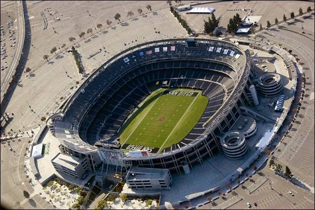 Qualcomm Stadium - San Diego
