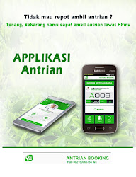 mesin antrian android