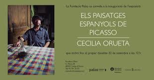 Los paisajes españoles de Picasso. Exposición