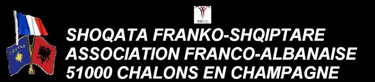 Shoqata-Franko-Shqiptare, Association- Franco-Albanaise Chalons en Champagne