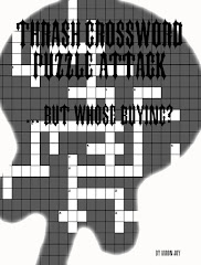 Check Out My Rock & Blues Crossword Book Series & more literary works