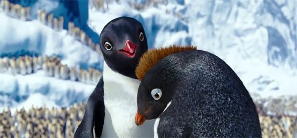 Mediafire Resumable Download Links For Hollywood Movie Happy Feet Two (2011) In Dual Audio