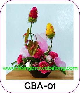 bunga artificial imlek